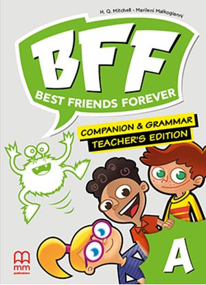 Εικόνα της BFF A' Companion & Grammar Book (Teacher's edition)
