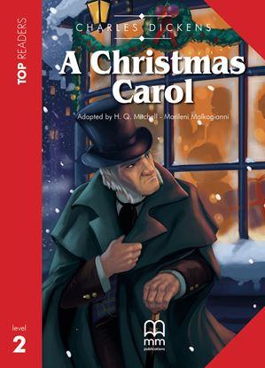 Εικόνα της A CHRISTMAS CAROL Student's Book with Glossary