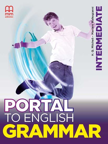 Εικόνα από PORTAL TO ENGLISH Intermediate Grammar Book