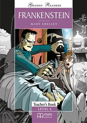 Εικόνα της FRANKENSTEIN Teacher's Book (V.2)