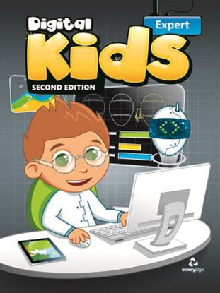 Εικόνα της DIGITAL KIDS EXPERT (2ND ED)