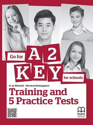 Εικόνα της GO FOR A2 KEY (FOR SCHOOLS) Student's Book