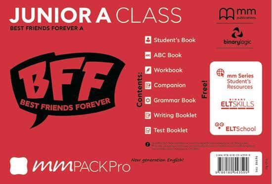Εικόνα από MM PACK PRO Ja CLASS BFF - BEST FRIENDS FOREVER