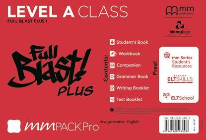 Εικόνα της MM PACK PRO A CLASS FULL BLAST PLUS