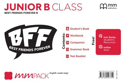 Εικόνα της MM PACK Jb CLASS BFF - BEST FRIENDS FOREVER