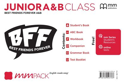 Εικόνα της MM PACK Ja&Jb CLASS BFF - BEST FRIENDS FOREVER