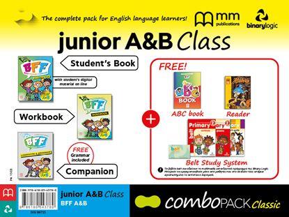 Εικόνα της COMBO PACK Ja&Jb CLASS BFF - BEST FRIENDS FOREVER