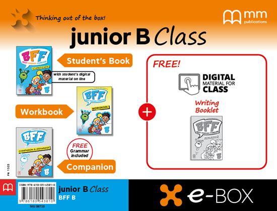 Εικόνα από E-BOX Jb CLASS BFF - BEST FRIENDS FOREVER