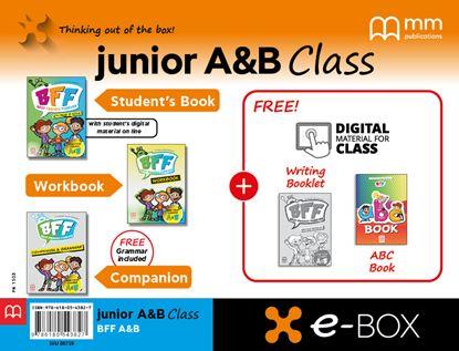 Εικόνα της E-BOX Ja&Jb CLASS BFF - BEST FRIENDS FOREVER