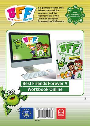 Εικόνα της BFF A' Workbook with online code