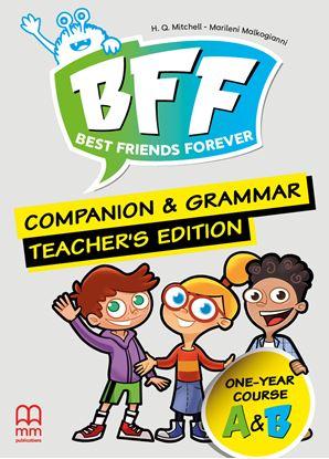 Εικόνα της BFF A' & B' Companion & Grammar Book (Teacher's edition)