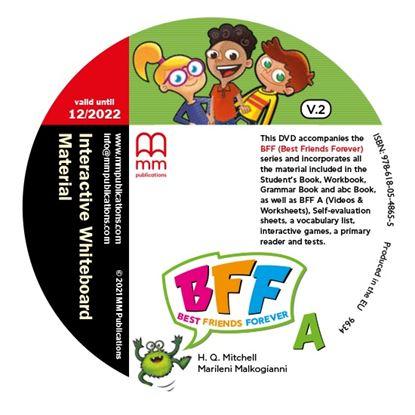 Εικόνα της DVD Interactive Whiteboard Material BFF A' (V.2)