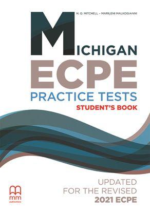 Εικόνα της MICHIGAN ECPE Practice Tests Student's Book (Updated for the revised 2021 ECPE)