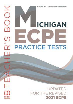 Εικόνα της MICHIGAN ECPE Practice Tests Teacher's Book (Updated for the revised 2021 ECPE)