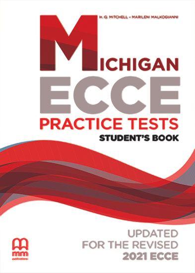 Εικόνα από MICHIGAN ECCE Practice Tests Student's Book (Updated for the revised 2021 ECCE)