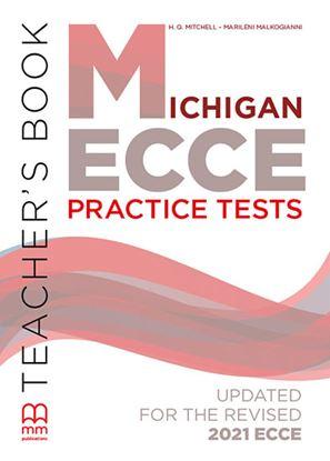 Εικόνα της MICHIGAN ECCE Practice Tests Teacher's Book (Updated for the revised 2021 ECCE)