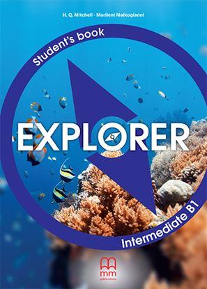Εικόνα της EXPLORER Intermediate B1 Student's Book
