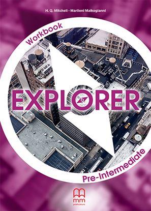 Εικόνα της EXPLORER Pre-Intermediate Workbook (with CD)