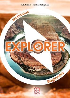 Εικόνα της EXPLORER Beginners Workbook (with CD)