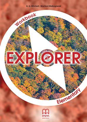 Εικόνα της EXPLORER Elementary Workbook (with CD)