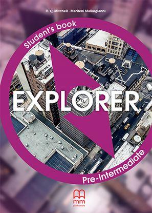 Εικόνα της EXPLORER Pre-Intermediate Student's Book