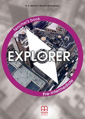 Εικόνα της EXPLORER Pre-Intermediate Teacher's Book