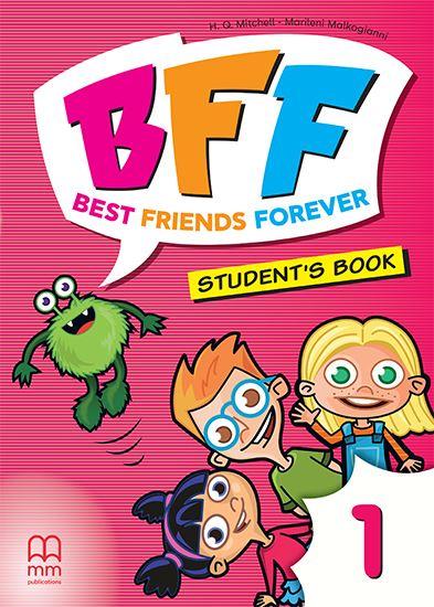 Εικόνα από BFF 1 Student's Book (with ABC Book)